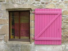 Pink Shutter by Andy Titcomb on deviantART