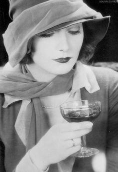 Greta Garbo, 1927.