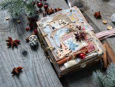 """Здравствуйте, сегодня с Вами   Света Некрасова  и я предлагаю вдохновение из волшебной зимней коллекции """" С Рождеством..."""