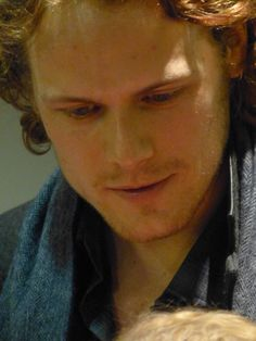 I love this pic of Sam