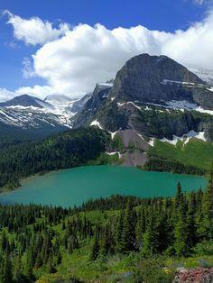 """forest-nation: """"Glacier National Park, MT by Jaylow618 """""""
