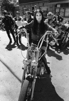 Seventies bike