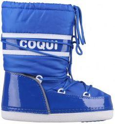 DĚTSKÉ SNĚHULE COQUI SNOWBOOT TEMU MODRÉ Golf Bags, Boots, Winter, Fashion, Crotch Boots, Winter Time, Moda, Shoe Boot, Fasion