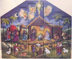 Advent Calendars by Sharon Pearson