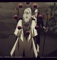 Naruto 665 The Current I Die by IITheYahikoDarkII