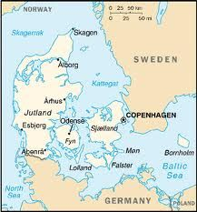 Image result for danish map for kids