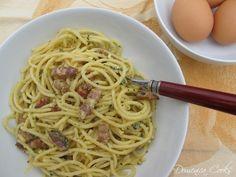 Confessions of an Italian Mamma-Spaghetti alla Carbonara