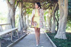 A Keene Sense of Style: Fall Pastels