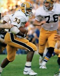 Tony Dorsett # 33 Pittsburgh Panthers RB (1976 Heisman)