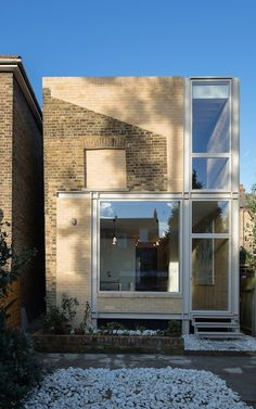 A modest end-of terrace home in south-east London has just this week won a RIBA national award for its innovative design. House of Trace, designed by Tsuruta Architects, uses contrasting bricks to show off the new, two floor extension,and industrial style windows.