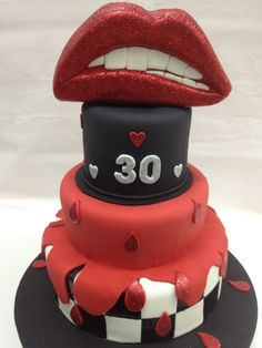 rocky horror picture show cake - Google Search