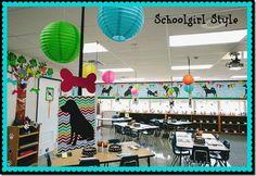Dog themed classroom (!!!)