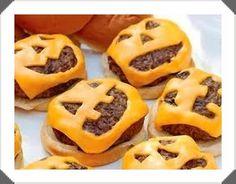 Accesorios Fimo: Comidas para Halloween