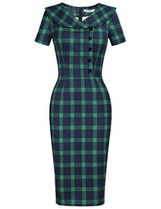 MUXXN Women's Retro 1950s Sheath Stretchy Tea Length Dress  https://www.amazon.com/gp/product/B01MZ0CWF0/ref=as_li_qf_sp_asin_il_tl?ie=UTF8&tag=rockaclothsto-20&camp=1789&creative=9325&linkCode=as2&creativeASIN=B01MZ0CWF0&linkId=19fb91e54549feb48536eca8dd678a92