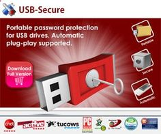 Amazing Discount! Get 40% of on USB Secure. World,s Best USB Security Software