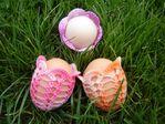 Мобильный LiveInternet Пасхальные яйца ТЮЛЬПАНЫ. Вязание крючком | Ирина-ажур - Дневник Ирина-ажур |