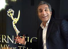 Egypt's Bassem Youssef to Host the International Emmy Awards