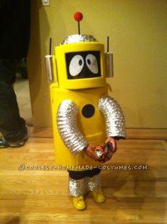 Yo Doody Doody! Plex from Yo Gabba Gabba Costume! Adorable!