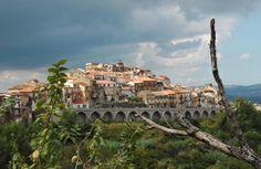 Monterosso, Calabria