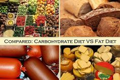 Carbohydrate Diet Vs Fat #Diet - Which One Is Worse? #WeightLoss