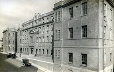 The Bristol Royal Infirmary (BRI) 1920s | by brizzle born and bred