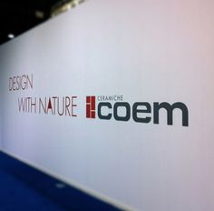 Coem #Coverings 2013  #Design with #Nature