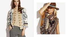 Etro Woman Spring Summer 2014 Main Collection