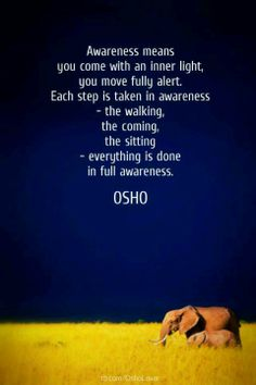 #zen #osho #awareness