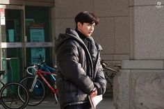 Yo Seung Ho, Handsome Korean Actors, Camellia, Winter Jackets, Hero, Fashion, Winter Coats, Moda, Winter Vest Outfits