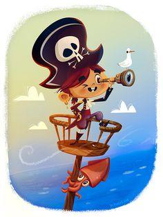Shipboy life! on Behance