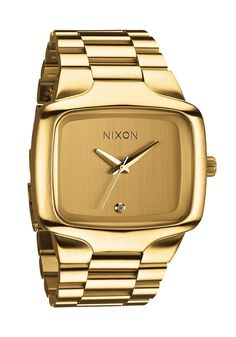 NIXON Big Player all gold #planetsports