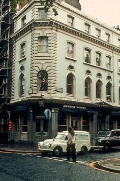 Great Russell Street, WC1, September 1972
