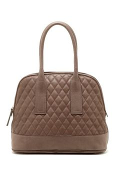 Merci Marie Handbags Tripunta Soft Quilted Leather Handbag by Last Chance Handbags on @HauteLook
