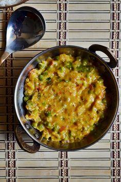 peas masala recipe,how to male restauarnt style green peas masla