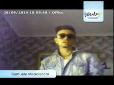 TalentoGo - Samuele Manciocchi - Video Social - TalentoGo