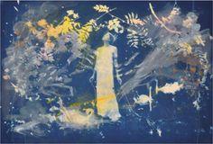 Rosie Emerson - cyanotype
