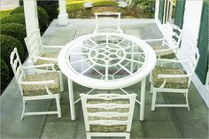 Terra Furniture - Patio Furniture, Casual Furniture, Outdoor Furniture, Umbrellas, Cast Aluminum Furniture