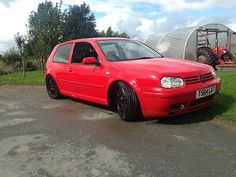 1999 VW GOLF GTI 2.0 MK4, Coilovers, Poly Bushed Etc - http://www.vwgticarsforsale.com/1999-vw-golf-gti-2-0-mk4-coilovers-poly-bushed-etc/