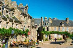 Locronan, Châteaulin, Finistère, Bretagne, France