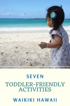 Hawaii is not only for outdoor adventure, but it is also a family-friendly vacation spot! However, if you are traveling with a toddler you may be searching for a toddler-friendly beach, stroller-friendly malls, or activities near the hotel! The toddler group deserves its own list! Here are the toddler friendly activities near Waikiki Hawaii.