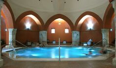 Looking for a great Spa experience and a relaxing stay in Budapest? Book a room and get off in Veli Bej Spa or even a free ticket if you book 3 nights Budapest Spa, Budapest Thermal Baths, Turkish Bath, European Vacation, Luxury Bath, Outdoor Decor, Spa Spa, Hungary, Ticket