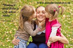 Thankmoms: Budúcnosť vášho dieťaťa máte aj vo vlastných rukác...