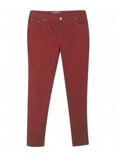 Red Color Jean