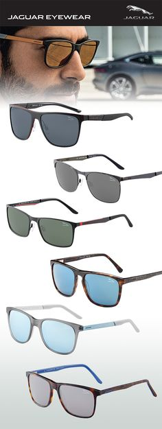 fa8a354bb58 Inject Your Eyewear Wardrobe with Luxurious Jaguar Shades