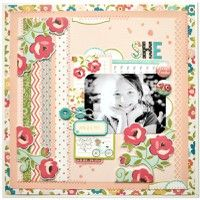A Project by amyheller from our Scrapbooking Gallery originally submitted 01/30/12 at 11:29 AM