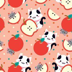 Apples!!! (^ 人 ^) – Maçãs!!! (^ 人 ^)