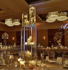 Beyond Stunning Ballroom Wedding Reception Designs - MODwedding