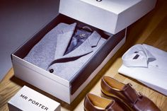 mrporter-delivery Mr Porter, Clint Eastwood, Dress Codes, Delivery, Shopping, How To Wear, Style, Stylus, Outfits