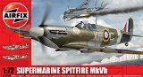 Airfix A02046A Supermarine Spitfire MkVb 1:72 Scale Military Aircraft Series 2 Model Kit - http://www.johnsbooksandhobbies.com/airfix-a02046a-supermarine-spitfire-mkvb-172-scale-military-aircraft-series-2-model-kit/