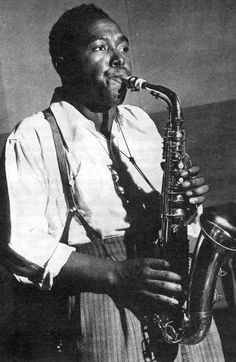 Charlie Parker by Ray Whitten